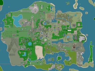 SW Island
